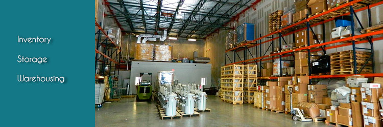 Inventory and Warehousing